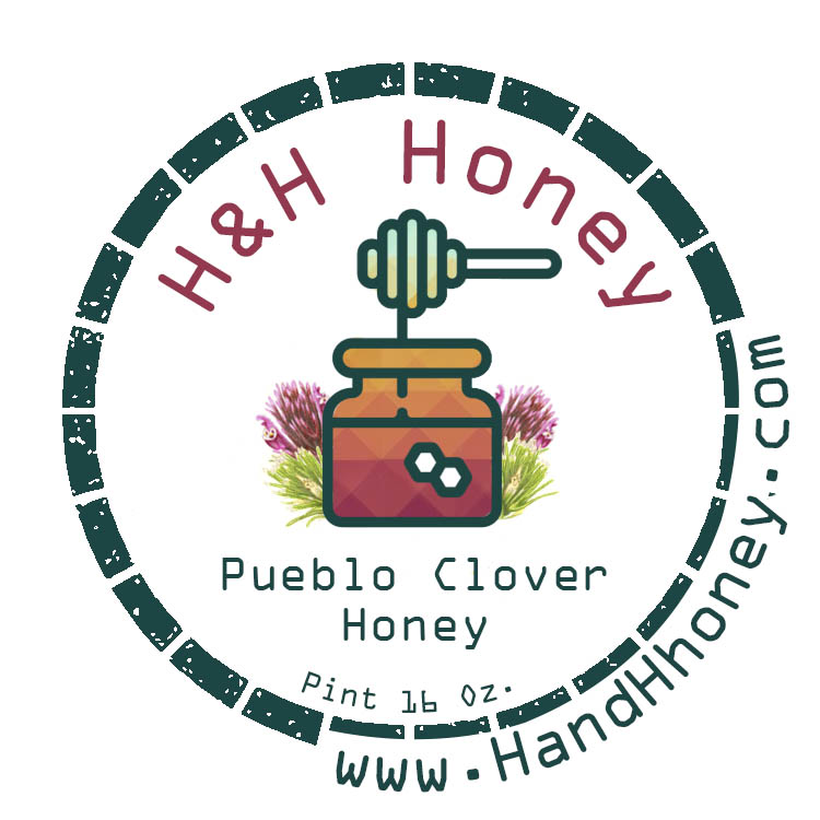 Buy Pueblo Clover honey